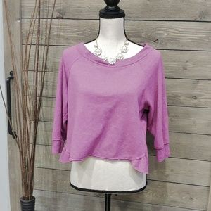 Juicy Couture Frilly Sweatshirt sz M